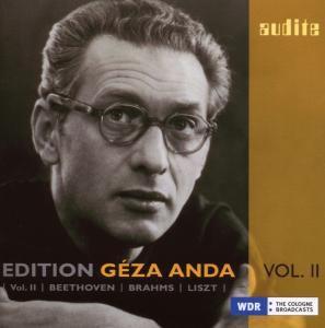 Klavierkonzert 1/Sonaten/Intermezzi Op.117, Geza Anda, Krso