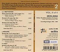 Klavierkonzert 1/Sonaten/Intermezzi Op.117 - Produktdetailbild 1