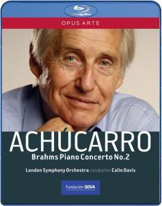 Klavierkonzert 2, Achucarro, Davis, Lso
