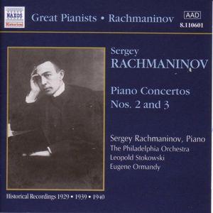 Klavierkonzert 2+3, S. Rachmaninoff, L. Stokowski