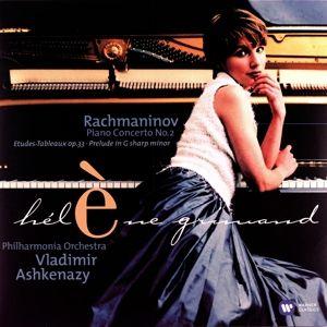 Klavierkonzert 2/Etudes Tableaux, Helene Grimaud, Vladimir Ashkenazy, Pol