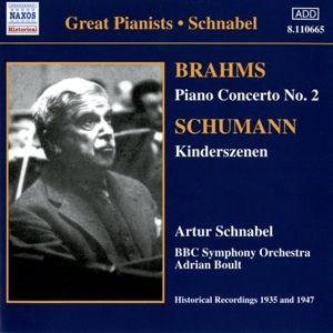 Klavierkonzert 2/Kinderszen, Artur Schnabel, Adrian Boult