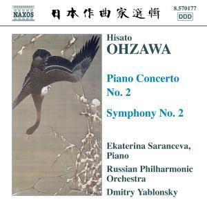 Klavierkonzert 2/Sinfonie 2, Saranceva, Yablonsky, Russ Po