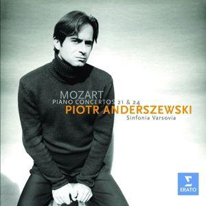 Klavierkonzert 21 & 24, Piotr Anderszewski, Sinf.Varsovia