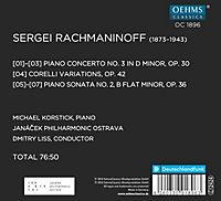 Klavierkonzert 3/+ - Produktdetailbild 1
