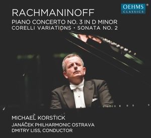 Klavierkonzert 3/+, Korstick, Liss, JanacekPO