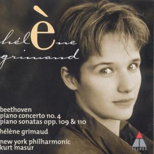 Klavierkonzert 4/Klaviersonaten 30+31, Helene Grimaud, Masur, Nypo