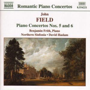 Klavierkonzert 5+6, Frith, Haslam, Northern Sinfonia