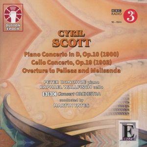 Klavierkonzert/Cellokonzert, Yates, Bbc Concert Orch.