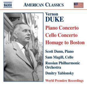 Klavierkonzert/Cellokonzert, Dunn, Magill, Yablonsky, Russian Po