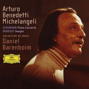 Klavierkonzert/Images, Arturo Benedetti Michelangeli