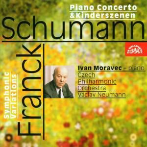 Klavierkonzert - Kinderszenen, Ivan Moravec, Neumann, Tp