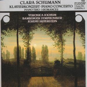 Klavierkonzert/Klaviertrio, Veronica. Jochum, Silverstein, Bamberge