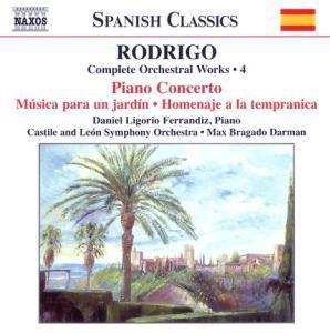 Klavierkonzert/Musica Para Un, Ferrandiz, Darman, Castilla Y Le