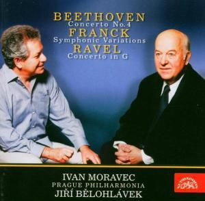 Klavierkonzert Nr. 4, Moravec, Belohlavek, Prague Phil