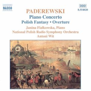 Klavierkonzert/Polnische Fantasie, Janina Fialkowska, Antoni Wit, N