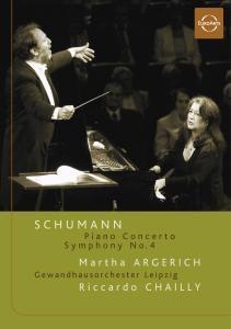 Klavierkonzert/Sinf.4, Argerich, Chailly, Gewandhaus