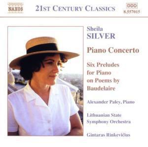 Klavierkonzert & Six Preludes, Paley, Rinkevicius, Lithuanian S