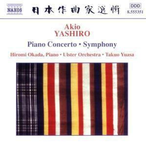 Klavierkonzert/Symphonie, Okada, Yuasa, Ulster Orchestra