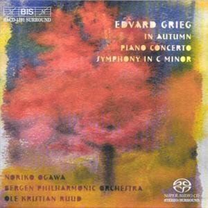 Klavierkonzert/Symphonie In C, Ole Kristian Ruud, Bergen Philharmonic Orchestra