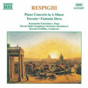 Klavierkonzert/Toccata/+, Scherbakov, Tvrdik, Griffith