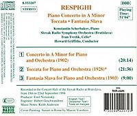 Klavierkonzert/Toccata/+ - Produktdetailbild 1
