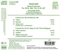 Klavierkonzert20&21 - Produktdetailbild 1