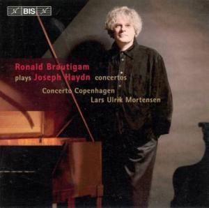 Klavierkonzerte, Ronald Brautigam