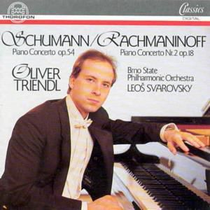 Klavierkonzerte, Oliver Triendl