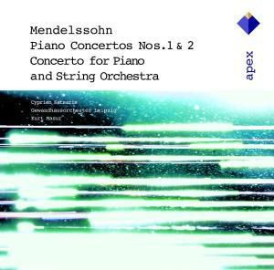 Klavierkonzerte 1 & 2, Masur, Gol