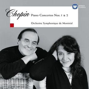 Klavierkonzerte 1+2, Martha Argerich, Osm