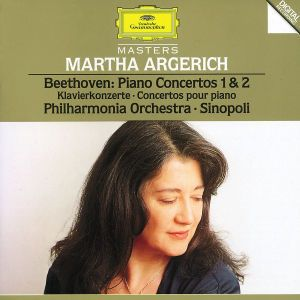 Klavierkonzerte 1,2, Martha Argerich, Giuseppe Sinopoli, Pol