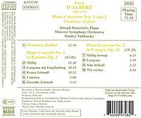 Klavierkonzerte 1+2 - Produktdetailbild 1