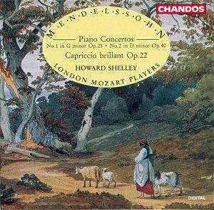Klavierkonzerte 1&2, Shelley, Lmp