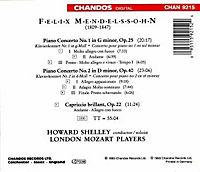 Klavierkonzerte 1&2 - Produktdetailbild 1