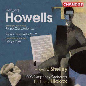 Klavierkonzerte 1&2/penguinski, H. Shelley, R. Hickox, Bbcso