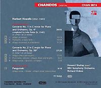 Klavierkonzerte 1&2/penguinski - Produktdetailbild 1