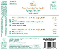 Klavierkonzerte 1+3 - Produktdetailbild 1