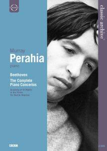 Klavierkonzerte 1-5, Perahia, Marriner, Amf