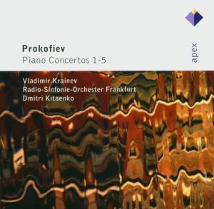 Klavierkonzerte 1-5 (ga), Krainev, Kitaenko, Rsof