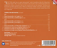 Klavierkonzerte 1-5/Klaviervariationen - Produktdetailbild 1