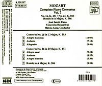 Klavierkonzerte 16+25/Rondo - Produktdetailbild 1