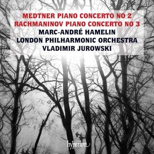 Klavierkonzerte, Nikolai Medtner, Sergej W. Rachmaninow