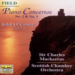 Klavierkonzerte 2+3, John O'Conor, Charl Mackerras