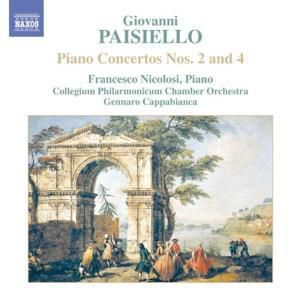 Klavierkonzerte 2+4, Nicolosi, Cappabianca, Coll.Phil