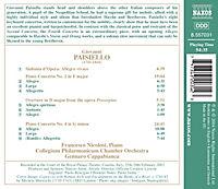Klavierkonzerte 2+4 - Produktdetailbild 1