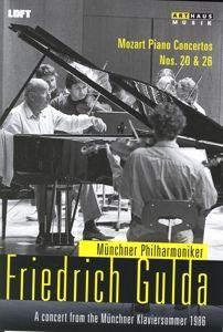 Klavierkonzerte 20+26, Friedrich Gulda