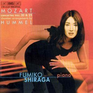 Klavierkonzerte 20 Und 25, Fumiko Shiraga