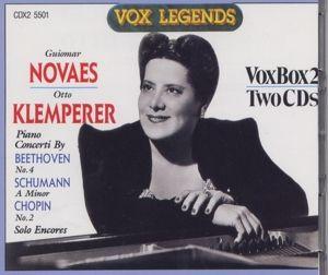 Klavierkonzerte, Klemperer, Novaes, Wiener