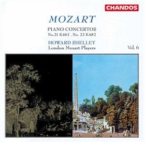 Klavierkonzerte 21 & 22, Howard Shelley, Lmp